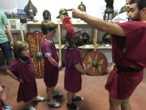 ecole gladiateurs rome