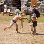 Devenez gladiateur à l'école de gladiateurs romains