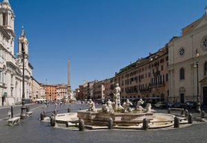 places rome navona
