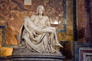 Ce que vous devez connaître sur la célébrissime Pietà de Michel-Ange