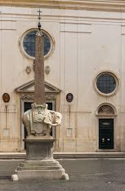 Obelisque santa maria sopra minerva