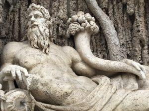 quirinal quatre fontaines rome.