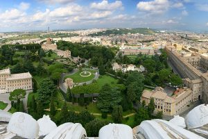 Comment visiter les jardins du Vatican et la chapelle Sixtine ?