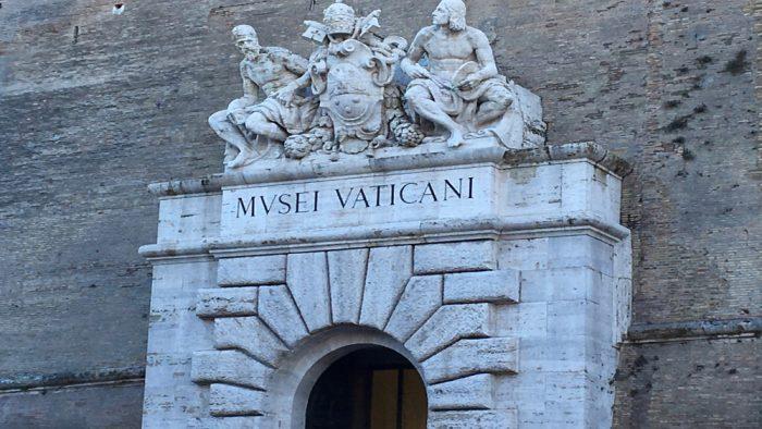 Accueil Musées Vatican Rome.