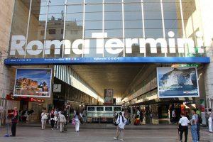 Quartier gare Termini hôtel