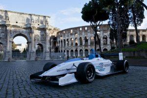 Championnat voitures électriques Rome