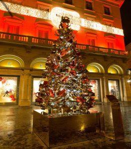 balade de Noël à Rome.