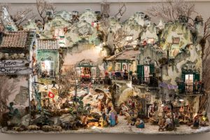 Où voir les plus belles crèches de Noël à Rome ?