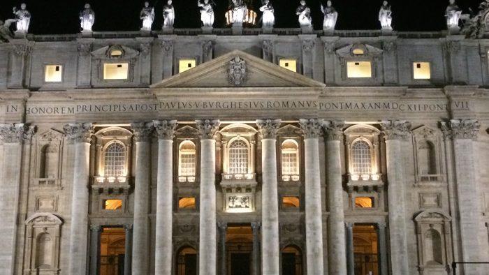 Un Noël à Rome.