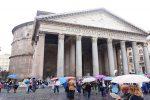 Pourquoi faut-il visiter le Panthéon s'il pleut à Rome ?
