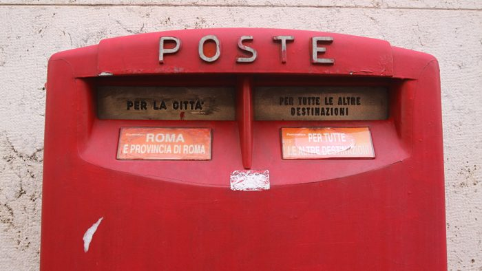 poste rome