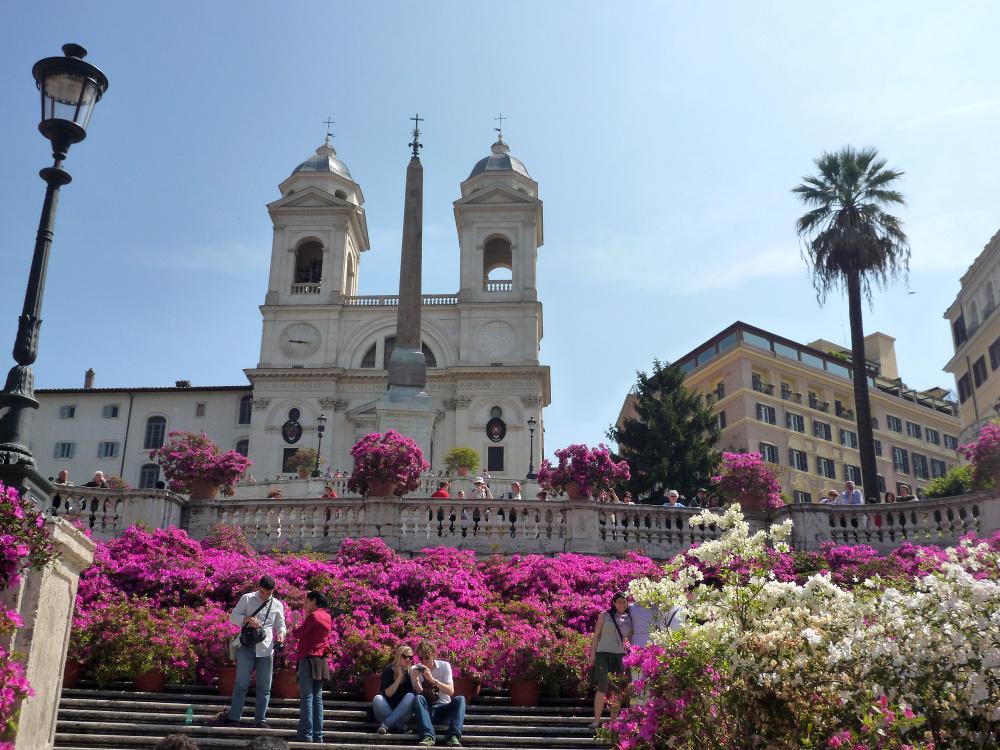 Piazza_di_Spagna Rome.