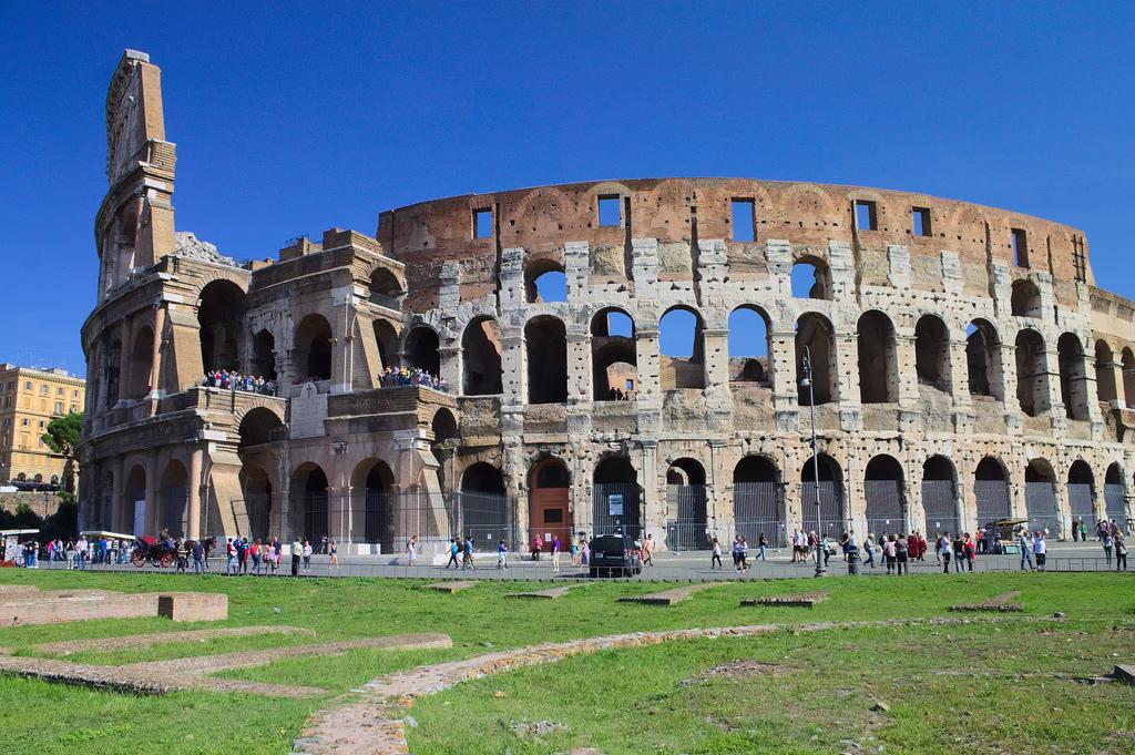 Le Colisée Rome.