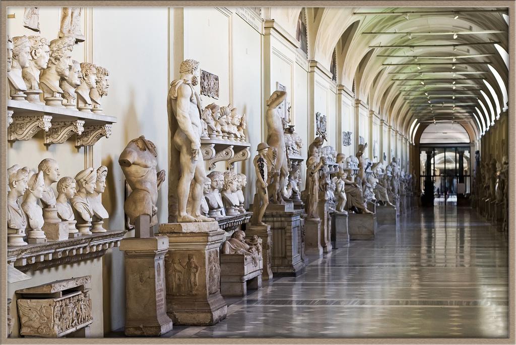 musees du Vatican rome.