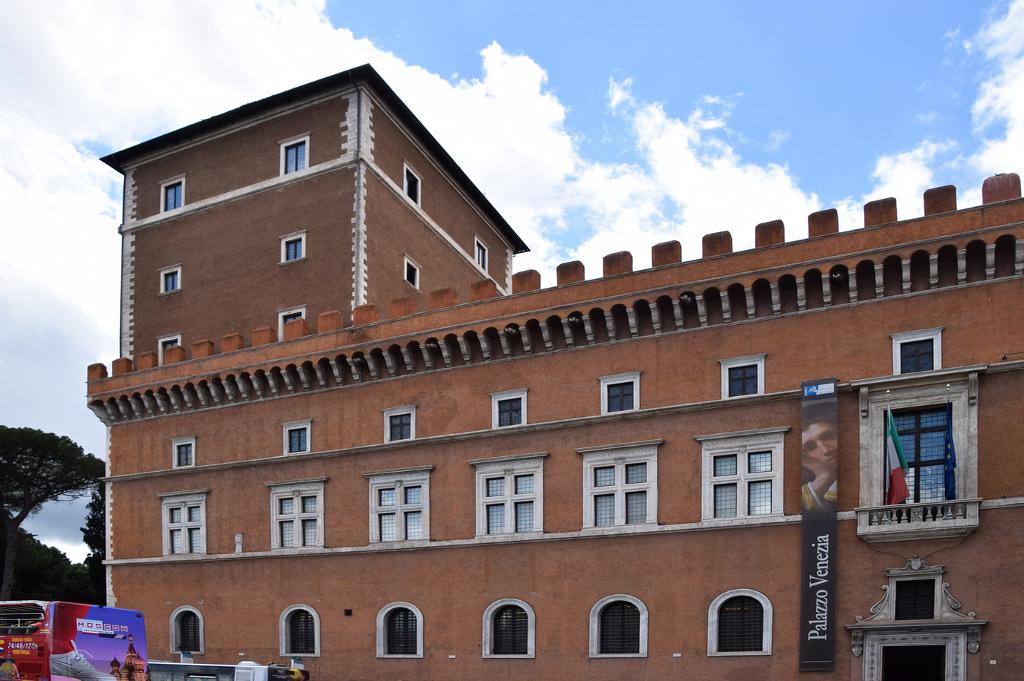 Palazzo Venezia Rome.
