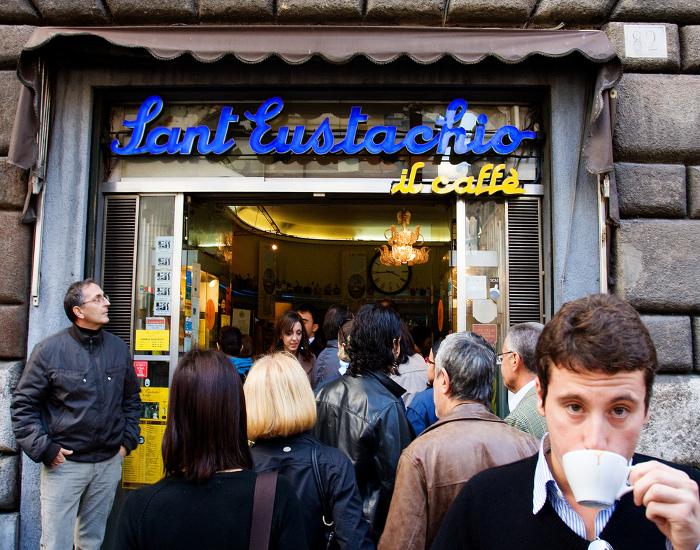 cafe sant eustachio rome erreurs