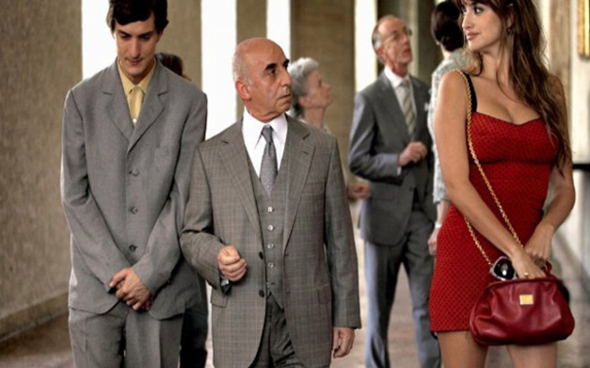 Films Woody Allen to rome with love