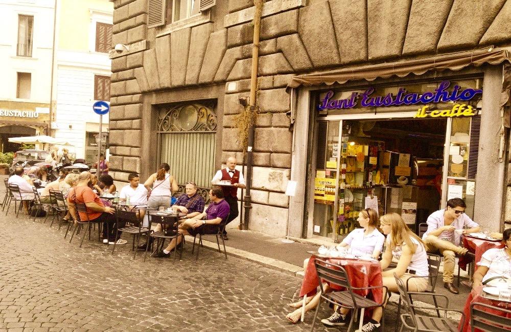 Sant'Esutachio il caffè Rome