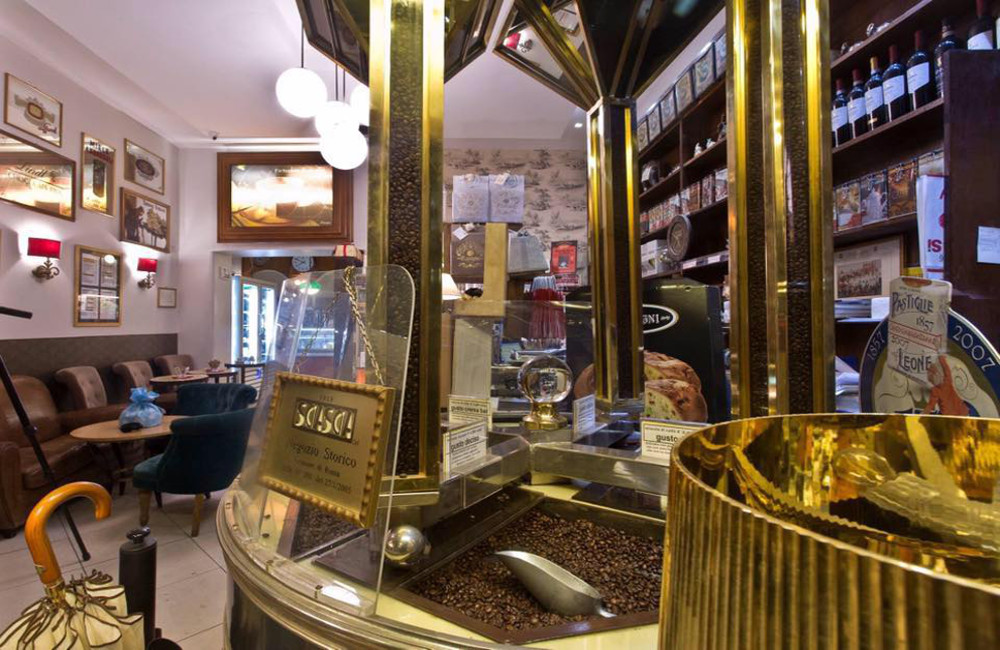 Sciascia Caffé à Rome.