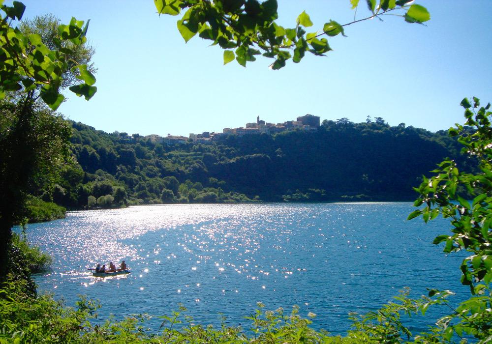 Lac de Nemi et Genzano di Roma
