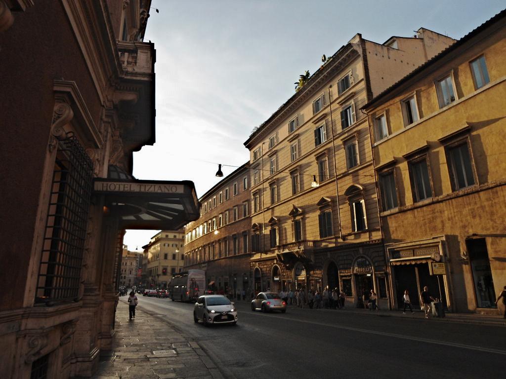 week-end hôtel Rome