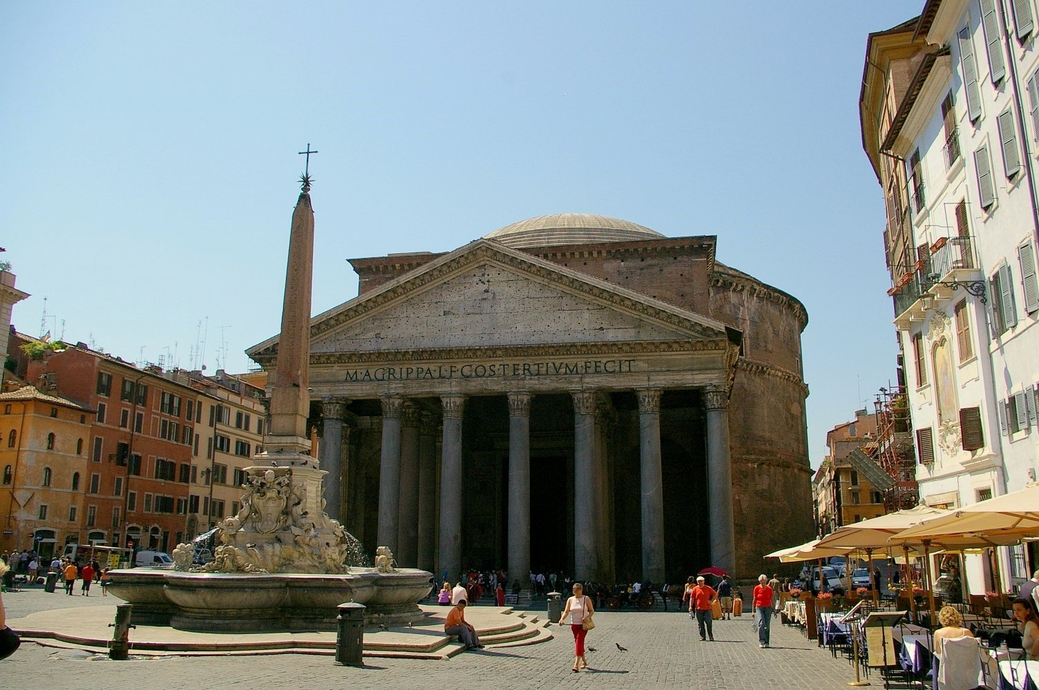 pantheon rome week-end