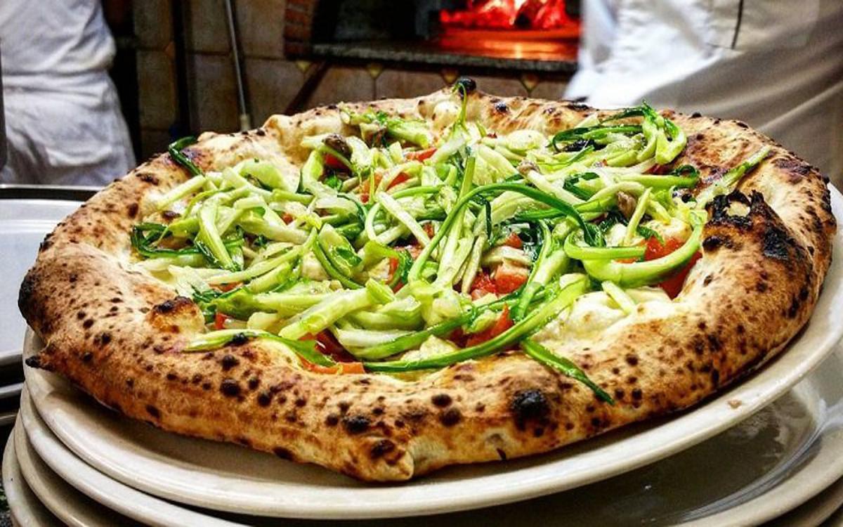 5 pizzerias pour manger une bonne pizza rome destination rome. Black Bedroom Furniture Sets. Home Design Ideas