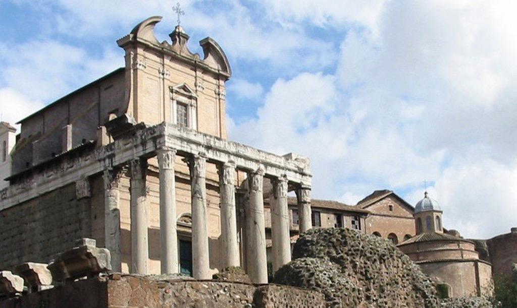 asterix temple de jules cesar rome