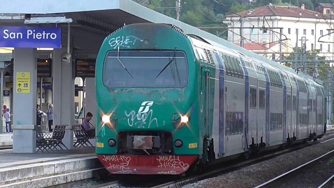 escale gare Roma San Pietro