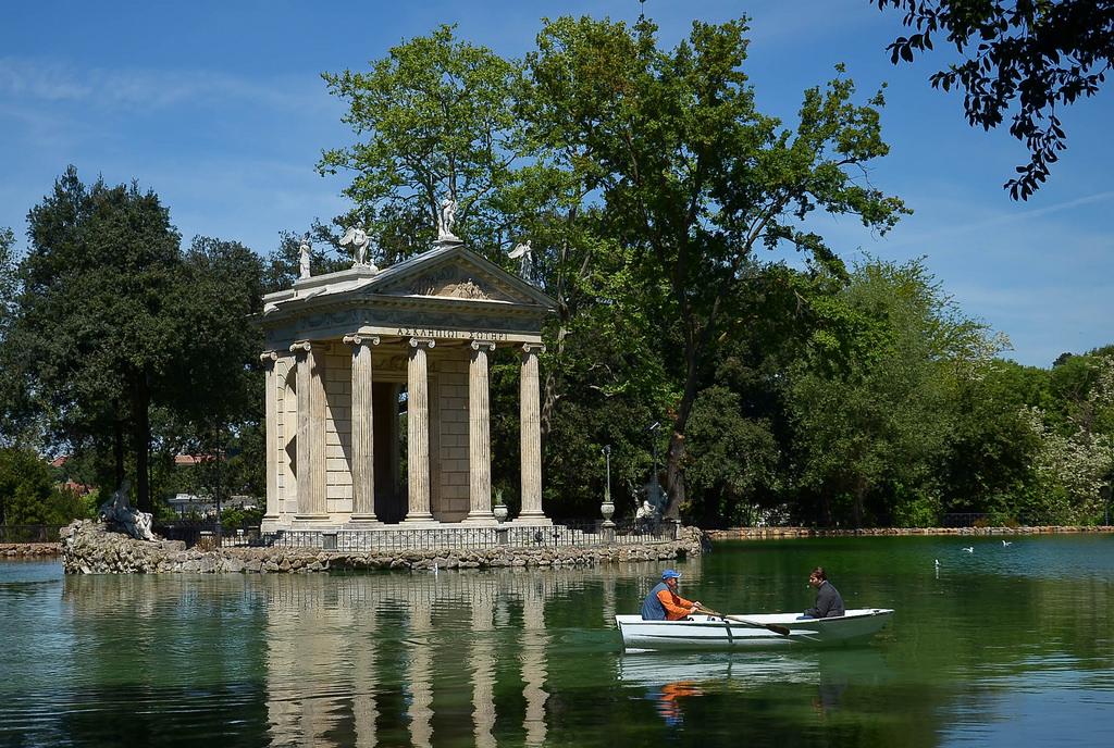 journées du patrimoine rome temple villa borghese