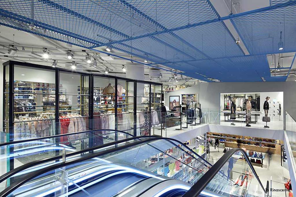 Rinascente grands magasins Rome
