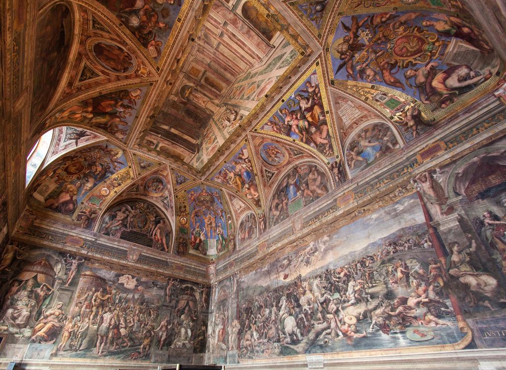 chambre-raphael-vatican-rome