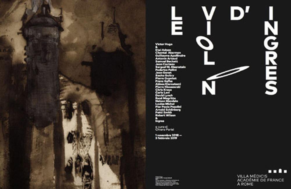 Expositions villa medicis-violon-d-ingres-rome
