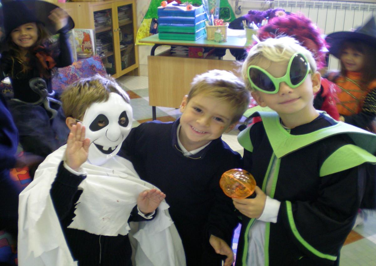 Halloween Rome enfants