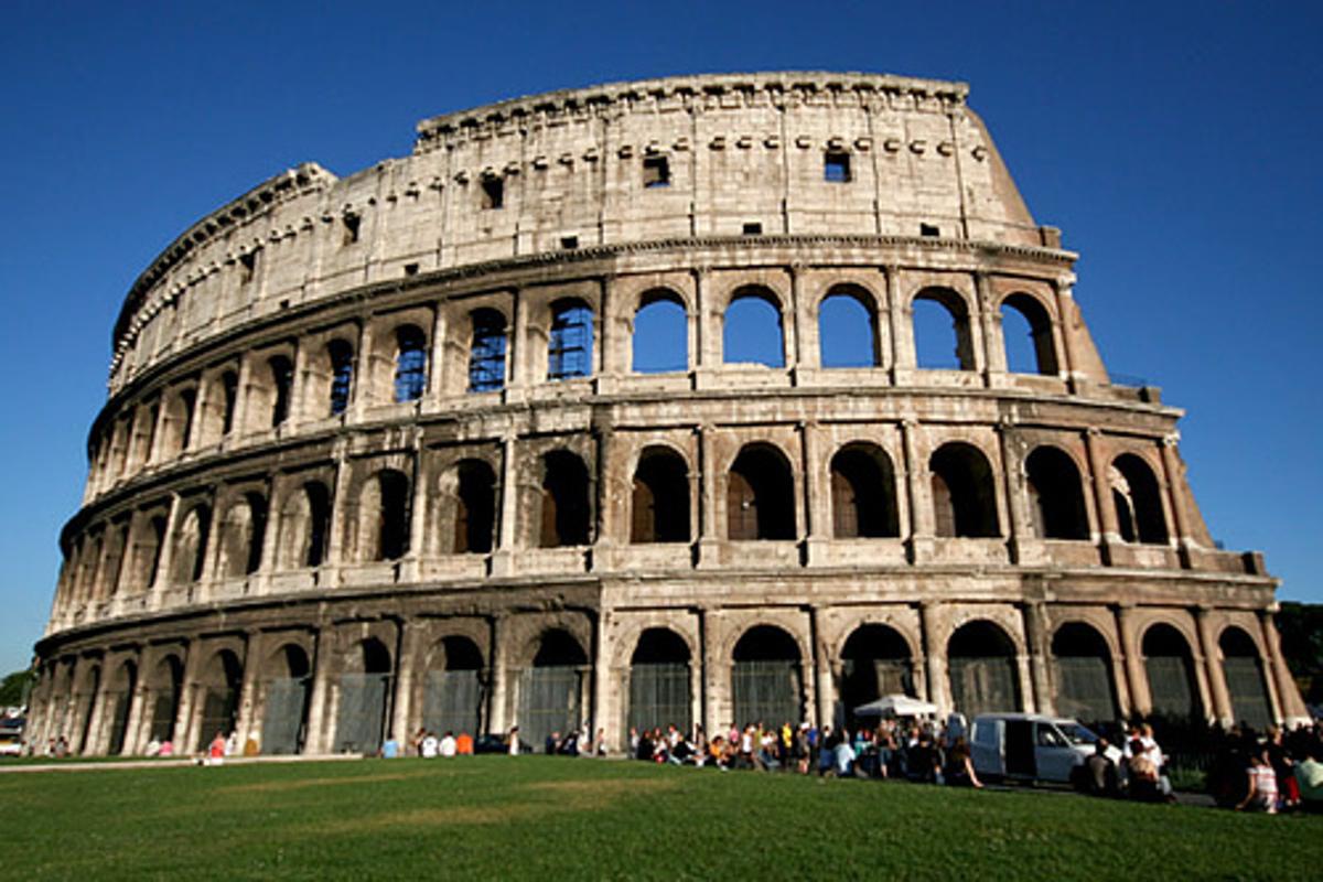 Le colisée Rome Omnia pass