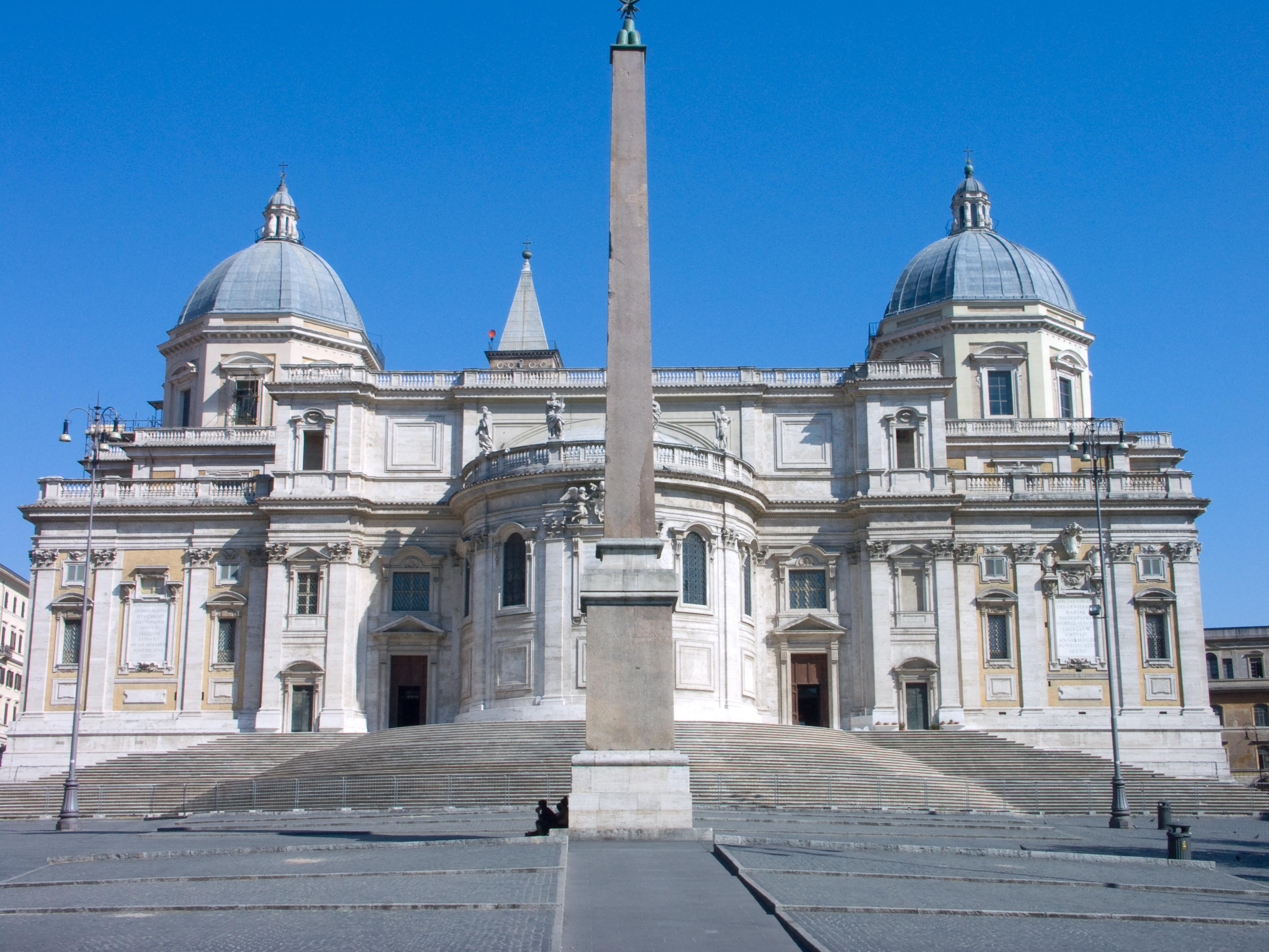 Sainte Marie Majeure festival Rome