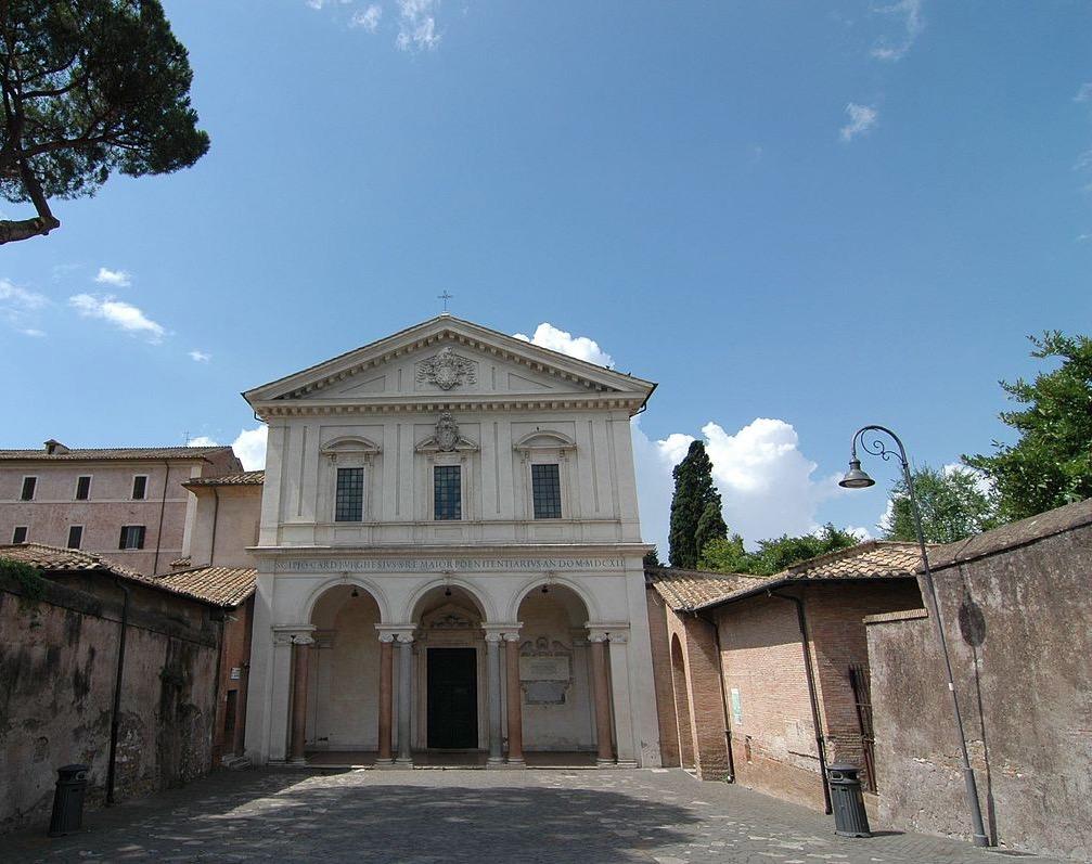 Tempête Basilica_di_S.Sebastiano_fuori_le_Mura_Rome