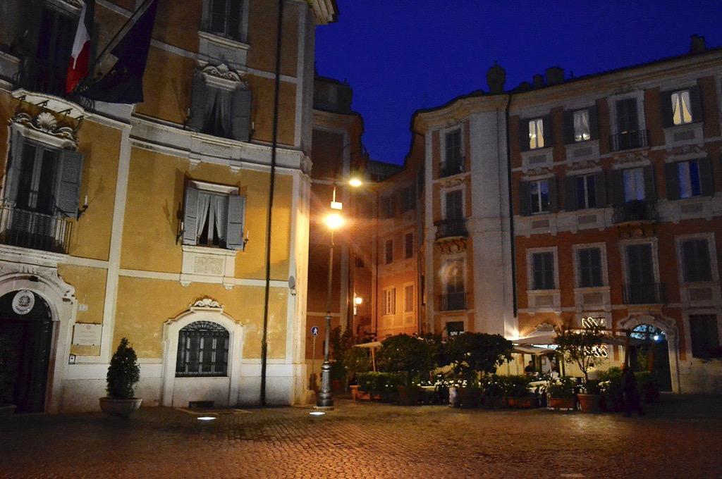 Testaccio bar Rome.