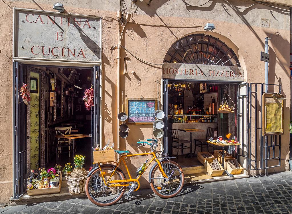 tiramisu cantina e cucina restaurant rome