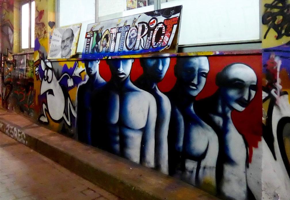 street art rome de Valerio Paolucci