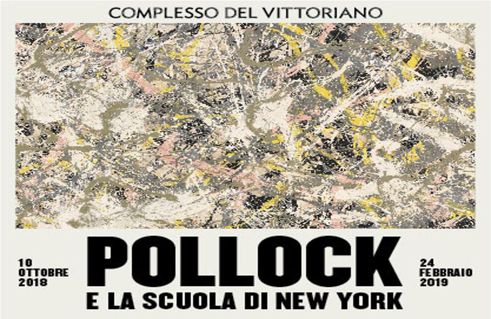 Pollock exposition rome 25 décembre