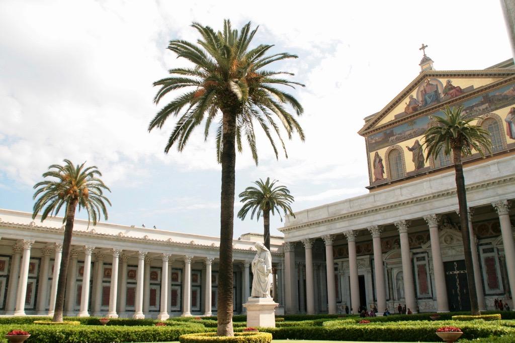basilique saint-paul-hors-les-murs rome