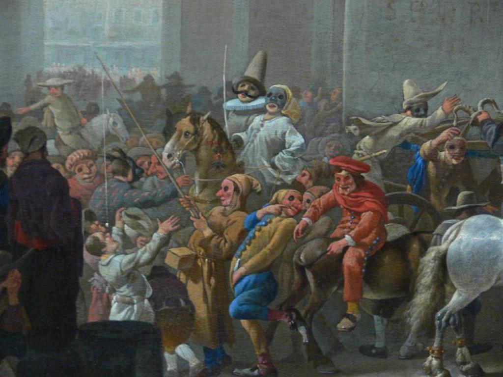 Carnaval à Rome