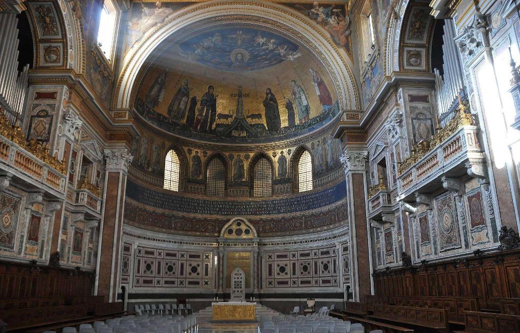 basilique Saint Jean de Latran Rome