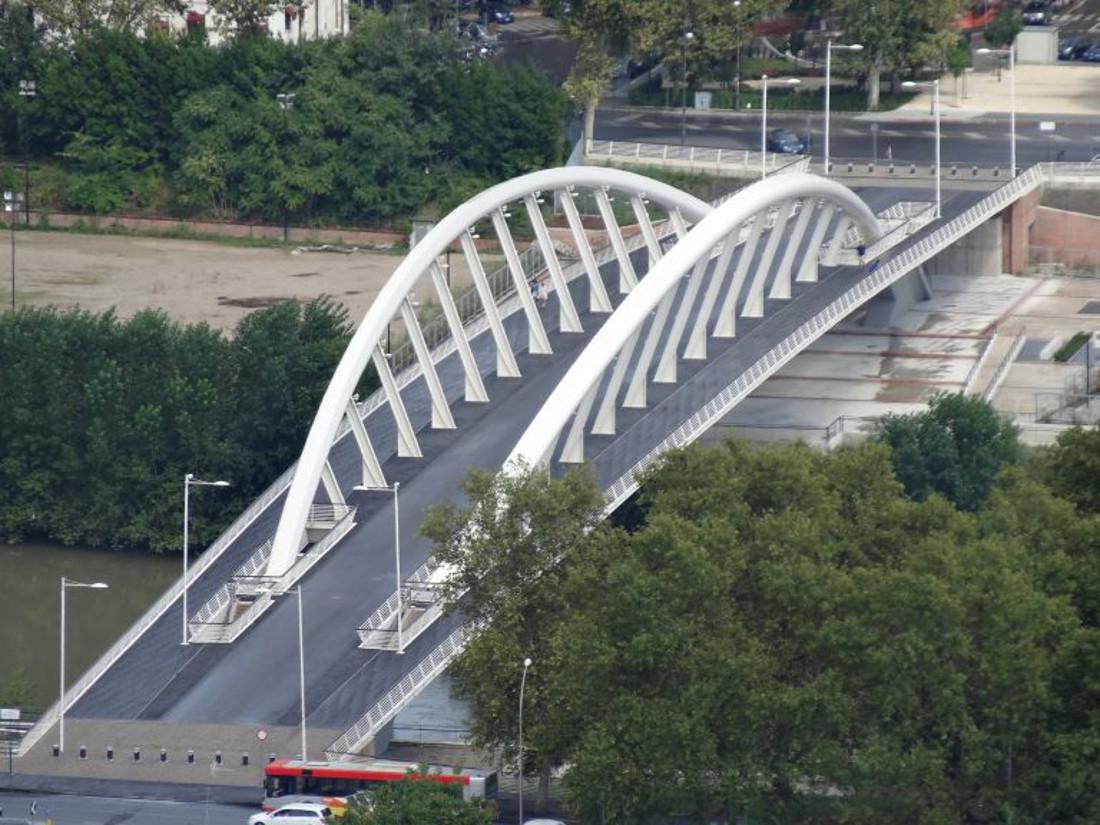 nouveaux ponts rome ponte della musica