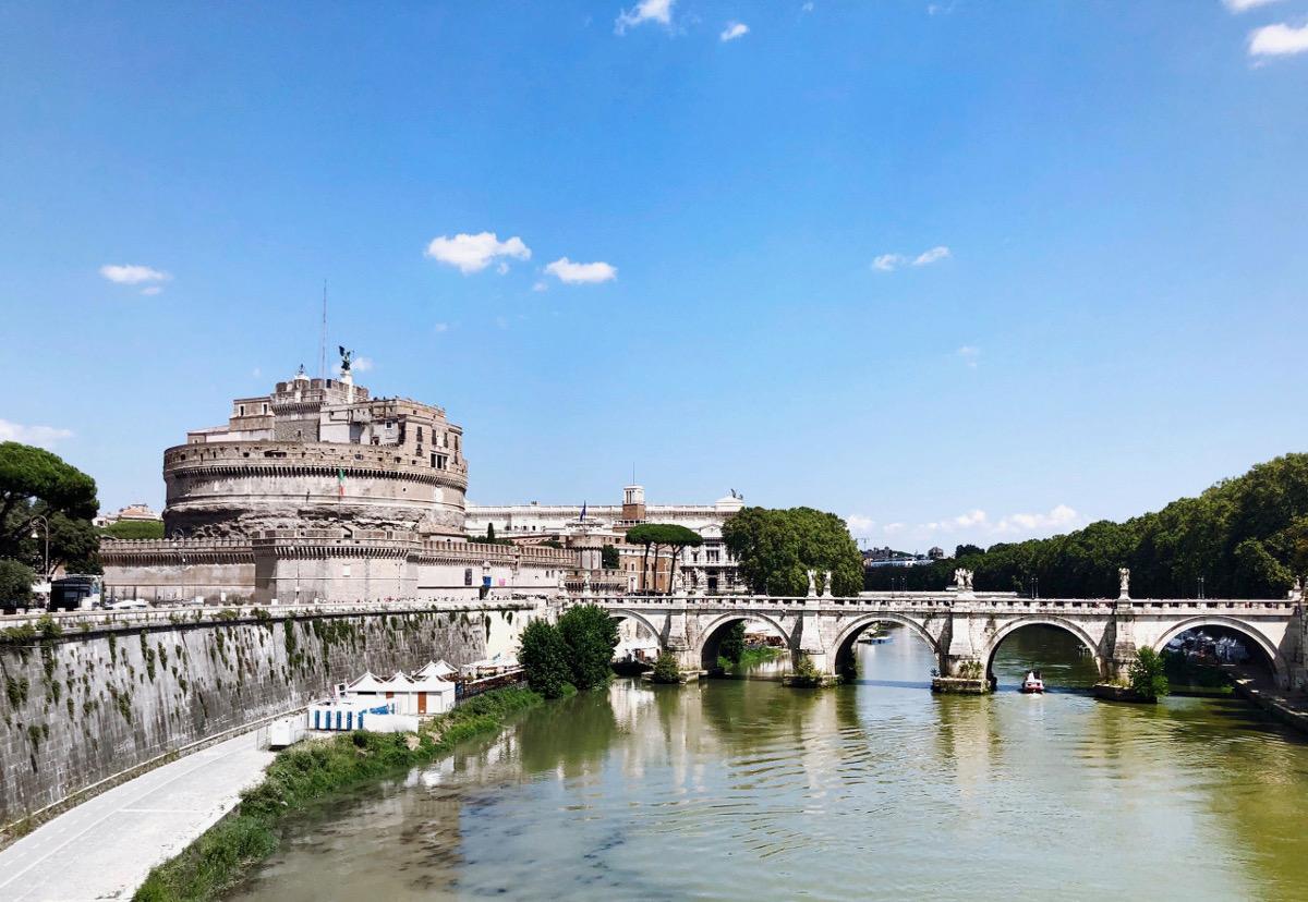 pont sant' angelo Rome