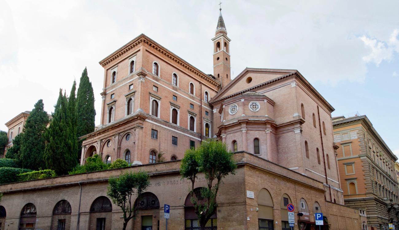 San Giuseppe di Cluny Rome pensions religieuses