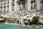 La fontaine de Trevi