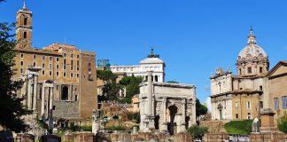 Le Forum marque le cœur de la Rome antique