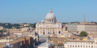 La basilique Saint-Pierre et le Vatican
